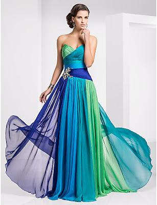 vestidos de gala largos para jovenes