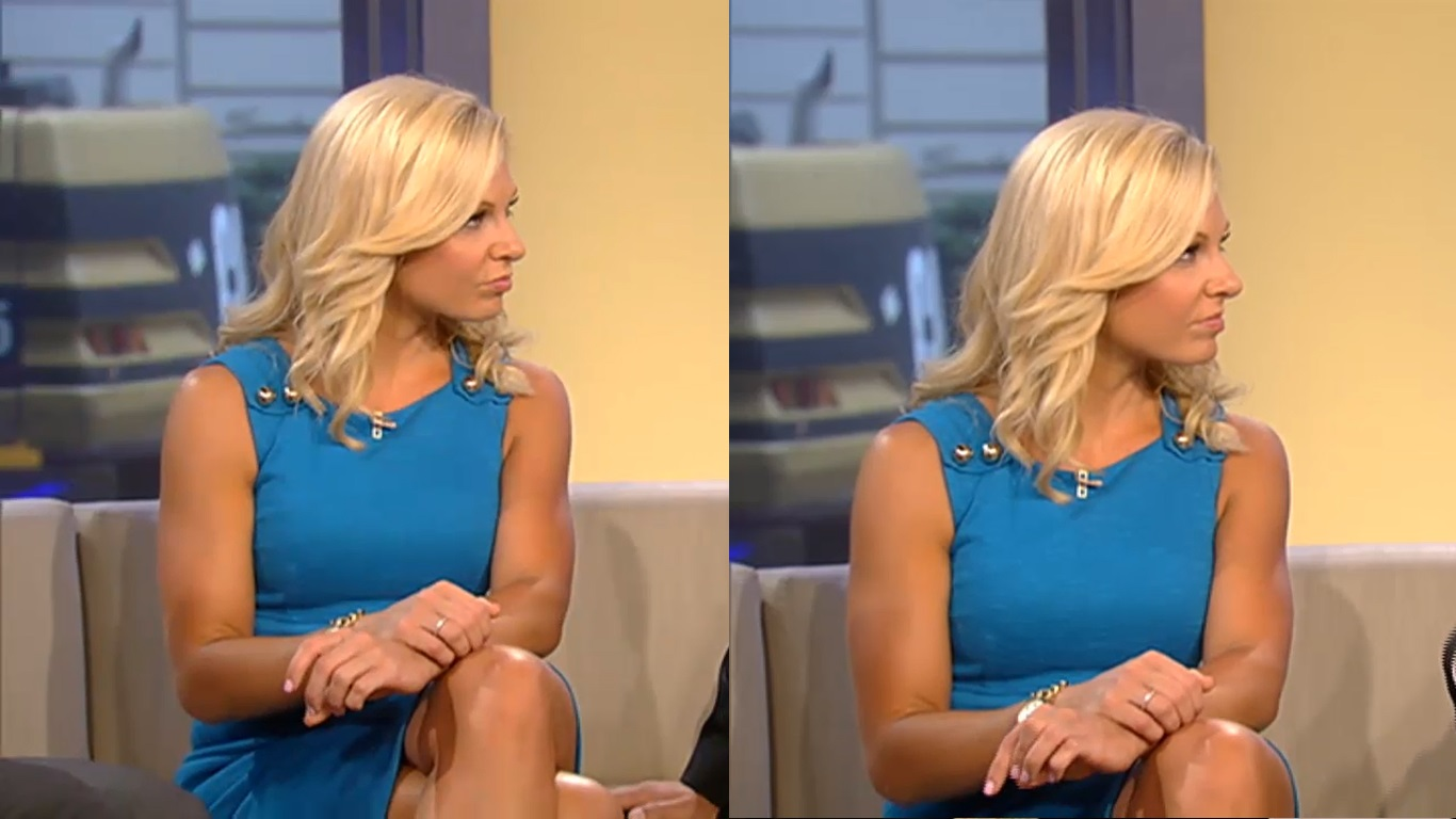 fox news upskirt latie dhue