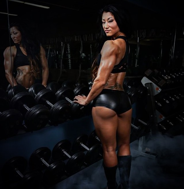 Fitness Model Kayla Dee