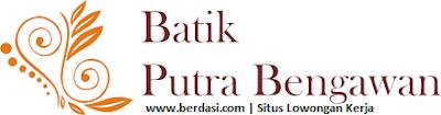 Lowongan Kerja SMK Akuntansi Batik Putra