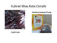 kuliner khas kota cimahi