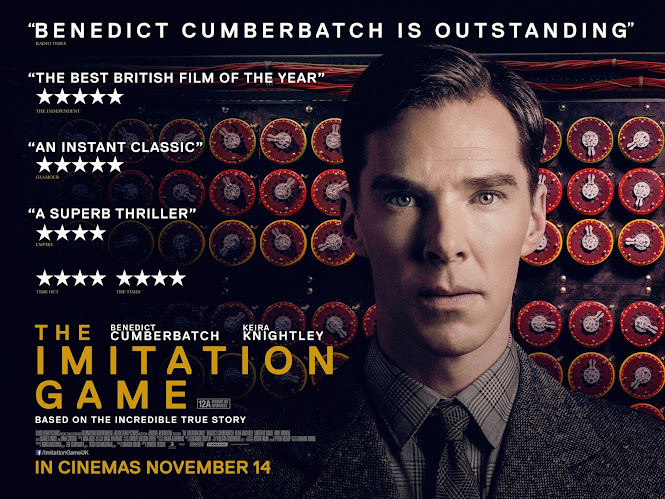Movie poster The Imitation Game