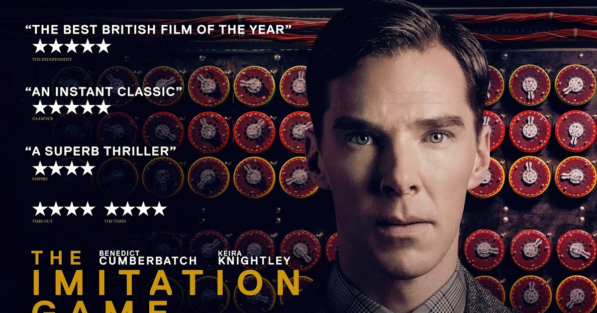 The Butterfly Balcony: Film Fashions - The Imitation Game