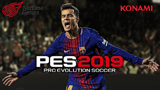PES 2019 Mobile MOD FTS Android Offline 300 MB HD Graphics