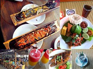 Restoran Ikan Balap Lembang