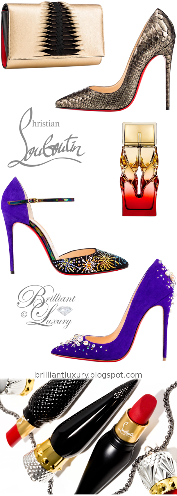 Brilliant Luxury ♦ New Arrivals ~ Christian Louboutin