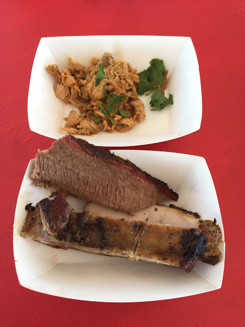Scenes from 2017 Houston Barbecue Festival