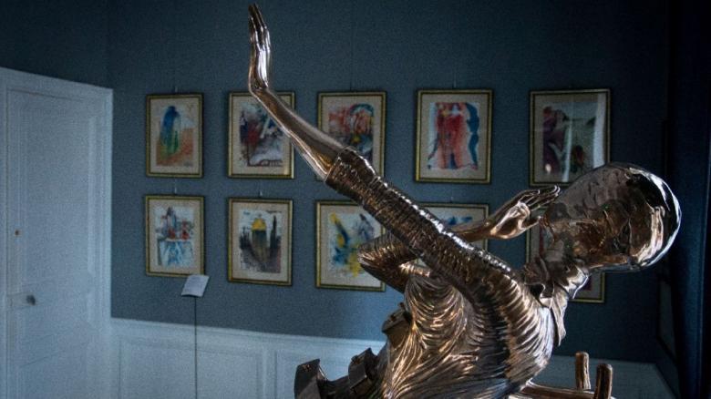 Picasso, Dalì, Duchamp, Monet, Francja, EUROPA, wystawa,