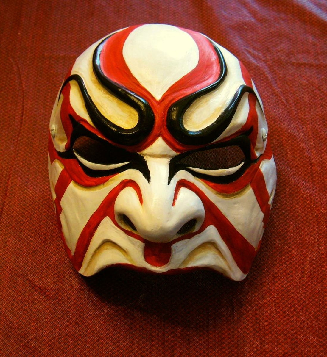 Japanese Masks on Pinterest | Samurai Warrior, Masks and ...