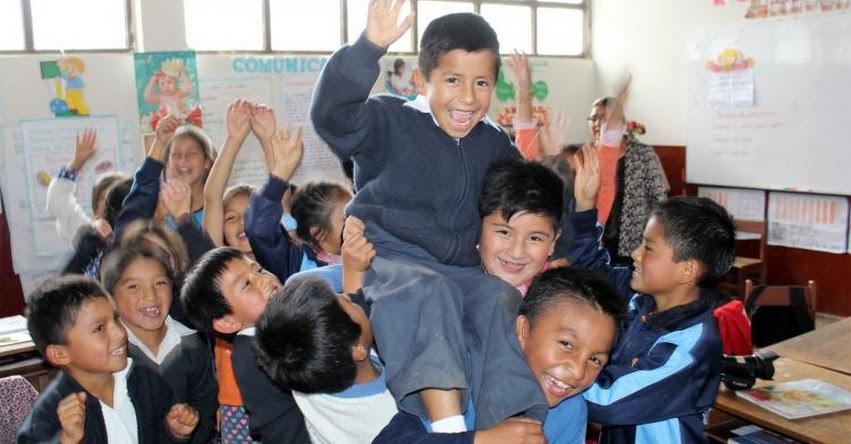MINEDU: Niños nacidos hasta el 31 de julio podrán ser matriculados en primer grado, según norma aprobado por el Congreso