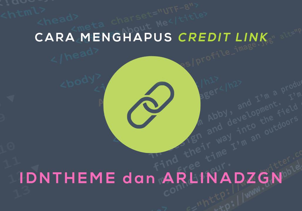 mengatasi blog redirect ke situs pembuat template 100% work untuk menghilangkan credit link
