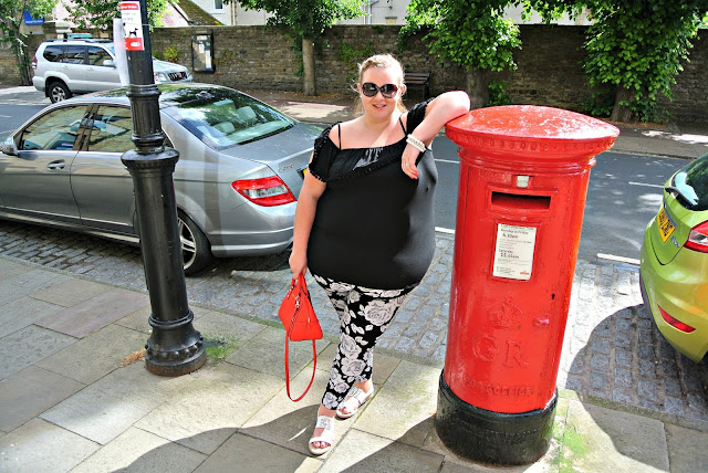 WhatLauraLoves Plus Size Fashion Blogger Stanhope Weardale