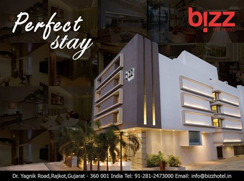 Business hotels in rajkot