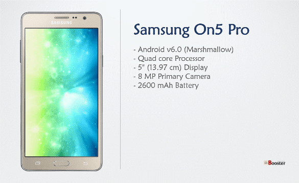Samsung On 5 Pro