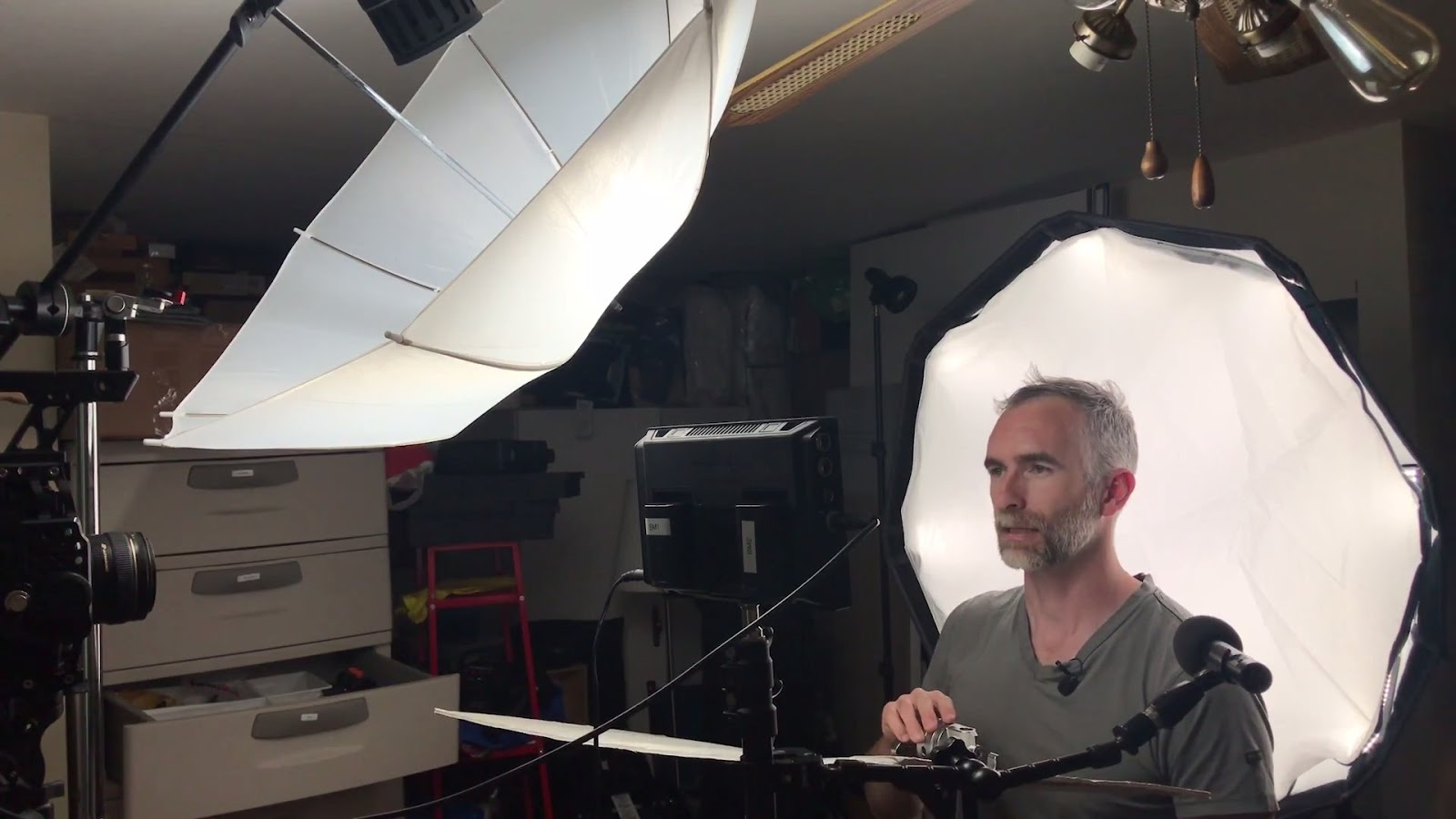 Beauty Lighting Breakdown for Film