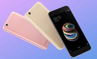 Melihat Spesifikasi dan Keunggulan Xiaomi Redmi 5A Harga di Bawah 1 Jt Ram 2Gb