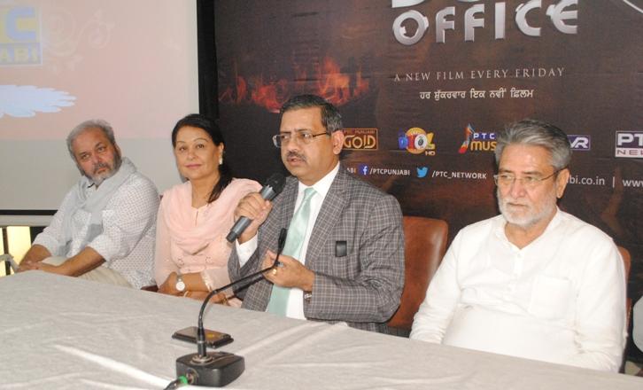 "Tricitynewsonline: PTC Punjabi Launches ""Mera Swaraj Young"