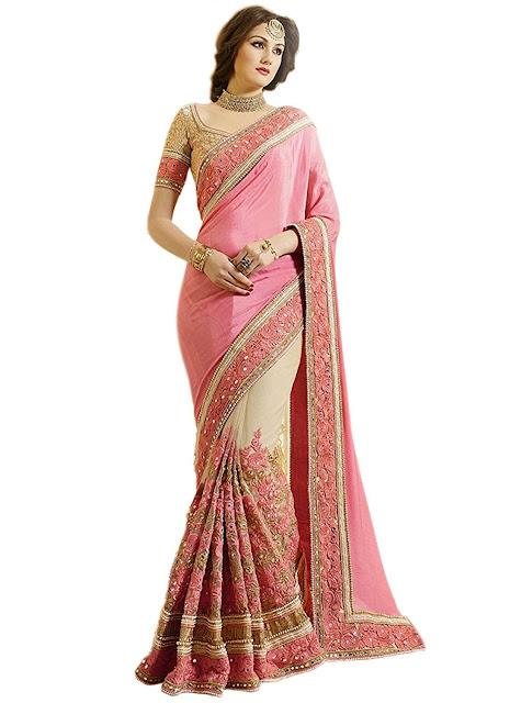 Sarees Online, Sarees For Wedding, half sarees below 1000, Design Sarees Online, Buy Sarees, Half Saree Designs,