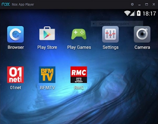 Nox App Player, Utilisez des applications Android sur votre PC