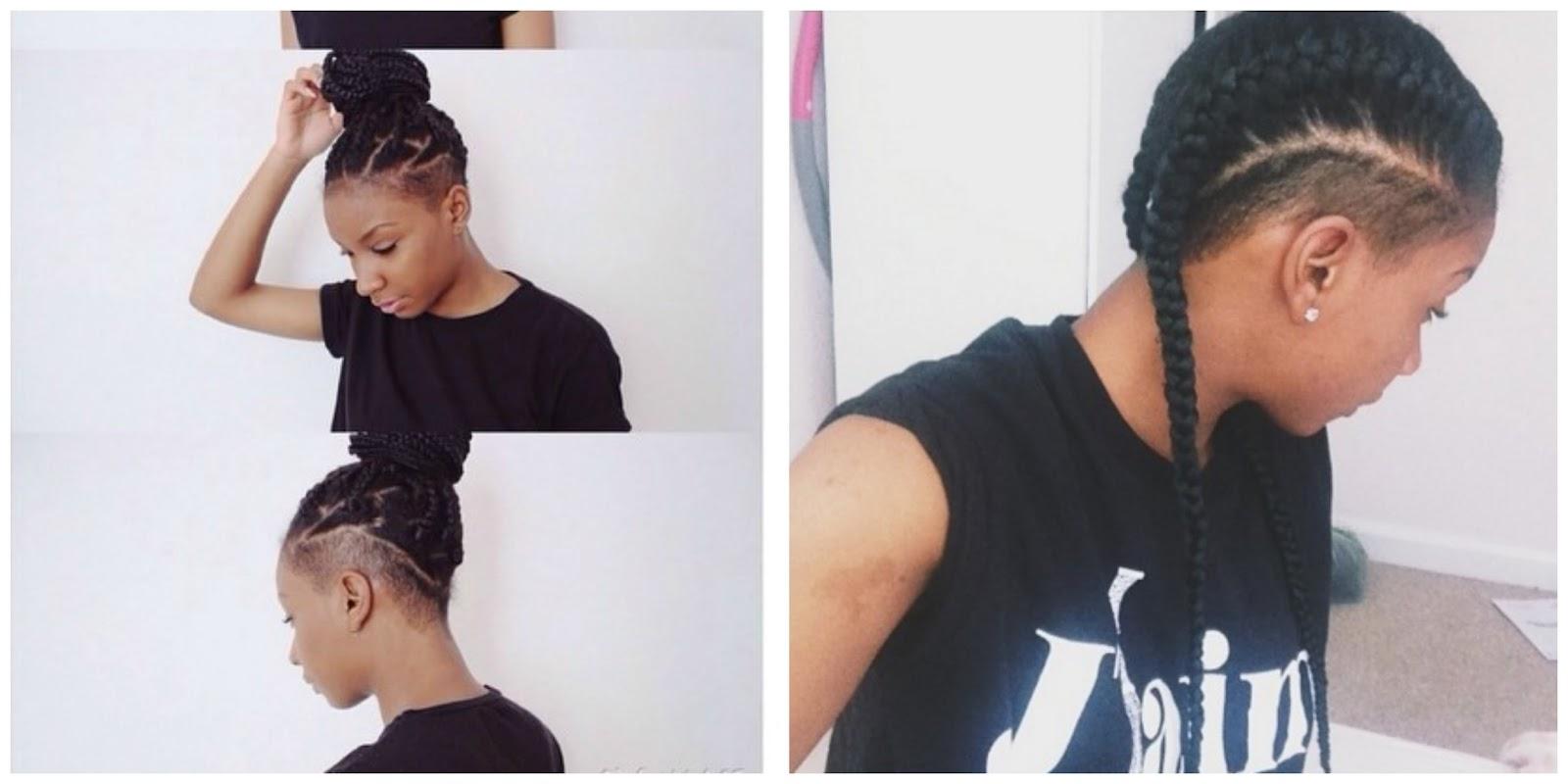 16 Hair Ideas Black Girls Chrissie Milan