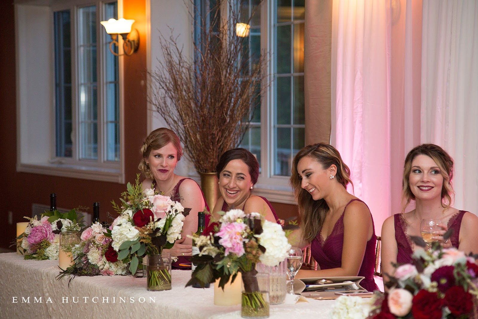 Emma Hutchinson photography photographs weddings at the Grand Falls Golf Club