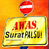 Wakil Rakyat Terjerat Kasus Pemalsuan Surat