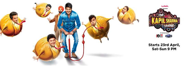 'The Kapil Sharma Show' Serial on Sony Tv Wiki Plot,Promo,Cast,Timing,Pic