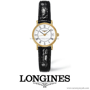 Countess of Wessex wore LONGINES Grande Watch