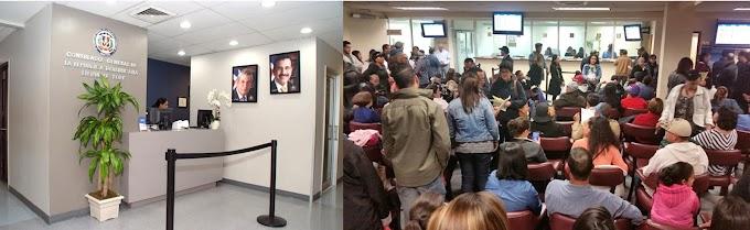 Consulado de RD en NY cierra un año de modernización, avances tecnológicos y mejorías en servicios