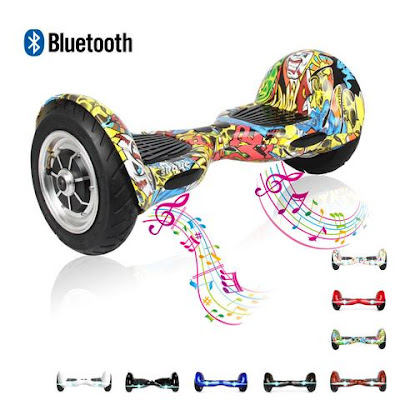SKQUE 10 inch hoverboard
