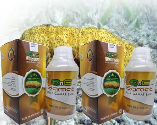 QnC Jelly Gamat untuk Asma