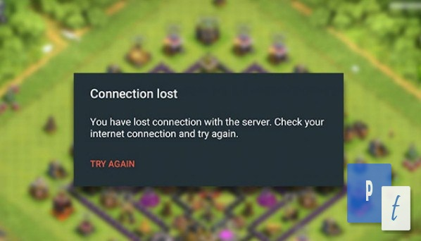 Cara Mengatasi Lost Connection Saat Bermain Clash of Clans