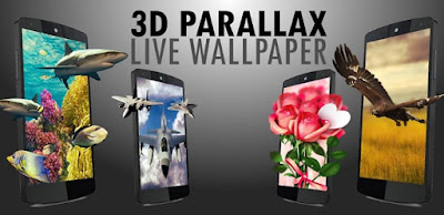 3D Parallax Background – HD Wallpapers in 3D Apk for Android (paid)