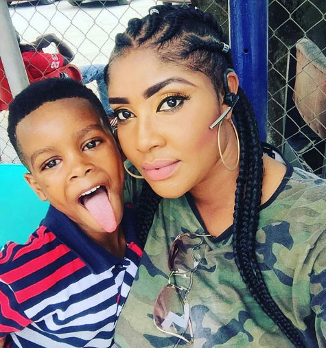 Angela Okorie slams haters, dares them to reveal their real life address