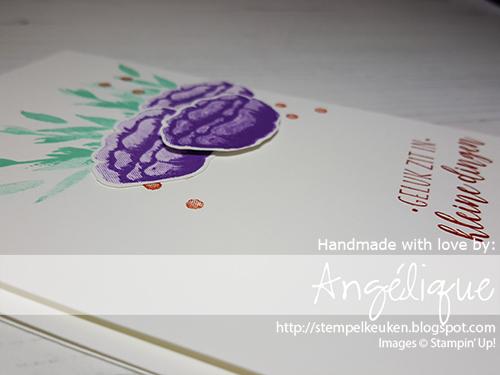 de Stempelkeuken Stampin'Up! producten koopt u bij de Stempelkeuken #stempelkeuken #stampinup #stampinupnl #stampinupnederland #kaartenmaken #echtepostiszoveelleuker #stempelen #stamping #cardmakerstofinstagram #cardmaking #creatief #diy #handmadecards #handgemaakt #bloemen #geluk #flowers #happiness #stippen #snailmail #slakkenpost #workshop #denhaag #rijswijk #delft #rotterdam #incrediblelikeyou