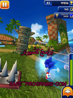 sonic dash download pc