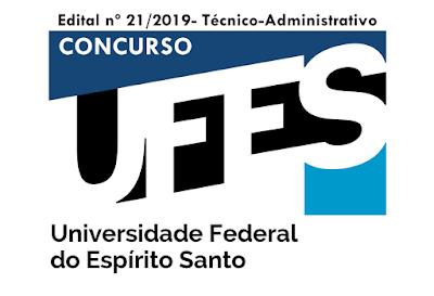 UFES divulga novo edital com nove vagas