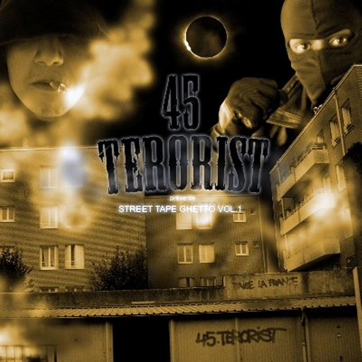 TERO RHO STREET TERORIST BOMBE 45 TÉLÉCHARGER