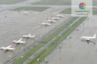 water kochi airport