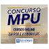 Cursos - MPU - Ministério Público da União