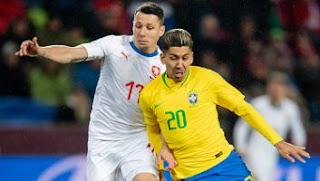 Ceko vs Brasil 1-3 Video Gol Highlights