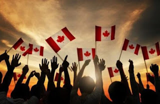 اللجوء الى كندا