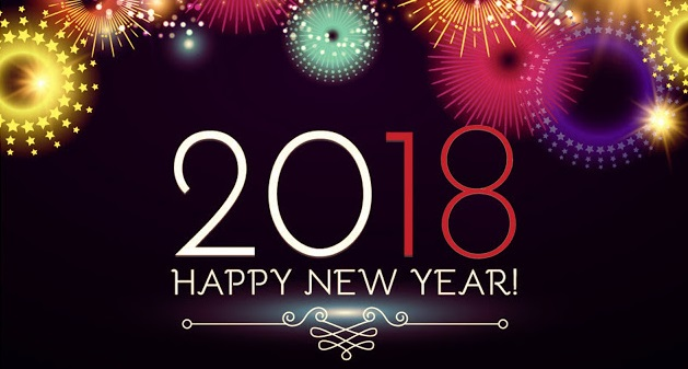 TOP 100 Happy New Year Wishes 2018