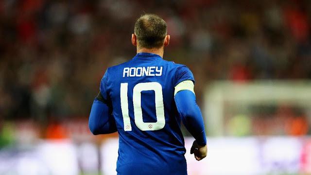 Salam Perpisahan Rooney pada 'Setan Merah'