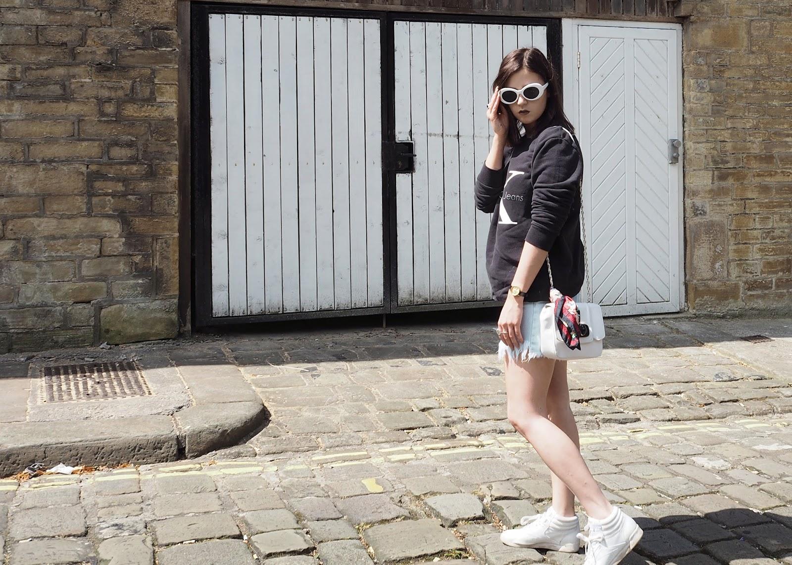 Calvin Klein Summer Outfit 3