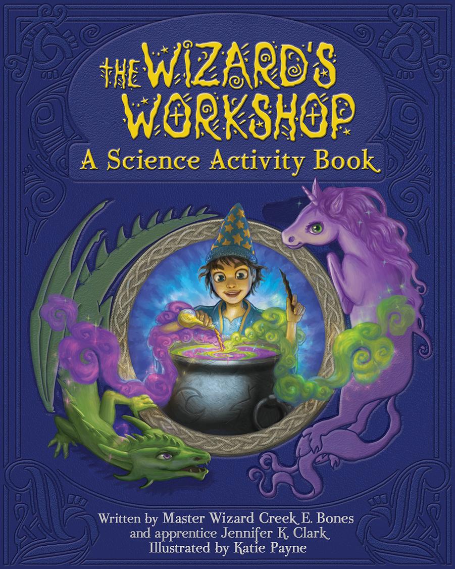 jennifer k clark cover reveal for the wizard s workshop