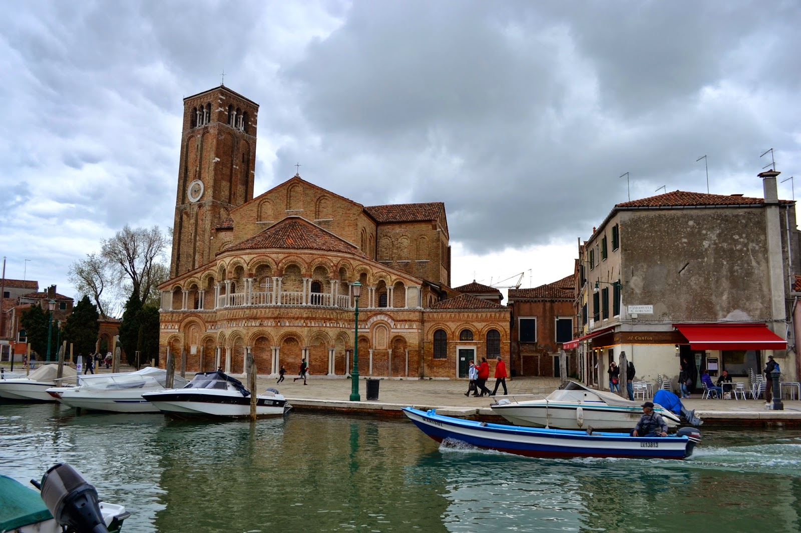 murano venecia italia canal