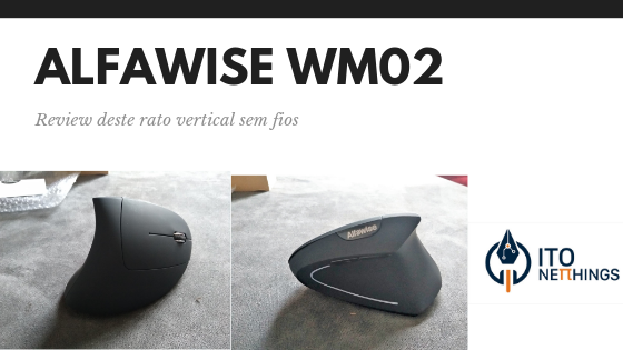 Alfawise WM02 Sem fios - Review