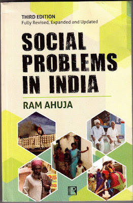 Social Problems in India by Ram Ahuja pdf free Download