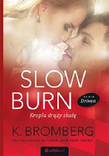 ''Slow Burn. Kropla drąży skałę'' K. Bromberg
